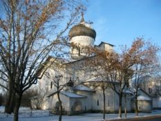 The Pskov chapels and churches