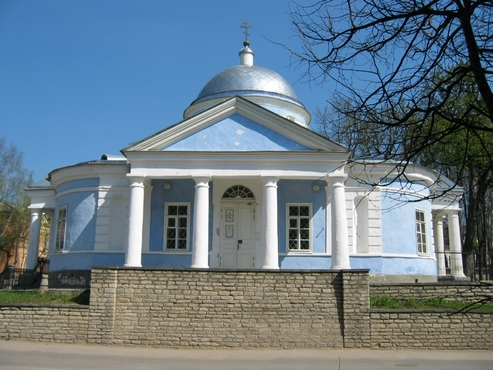 Pskov city. Churches on photos.