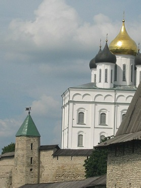 Trinity Cathedral in the Kremlin