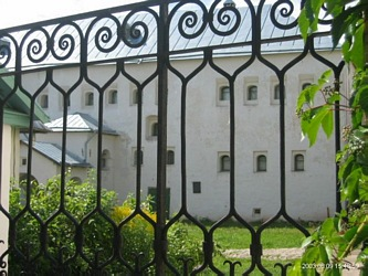 Pskov State Museum of History, Architecture and Fine Arts.